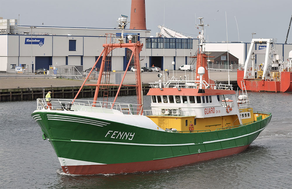 Guard standby vessel Fenny